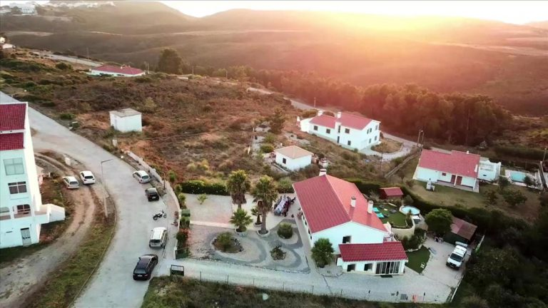 arrifana-surf-lodge-algarve-portugal-aerial-above-lodge-sunset-1100x